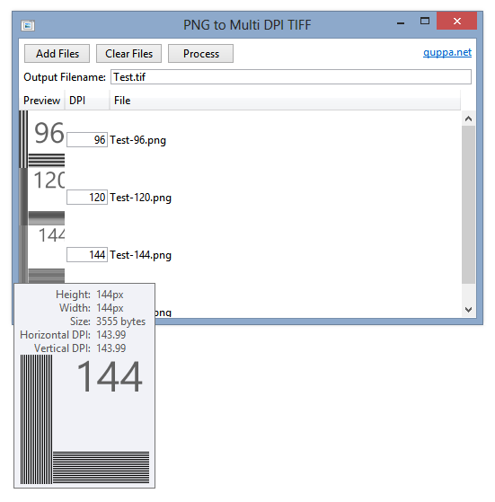 Pixel-perfect Multi-DPI Images in WPF (Part 3) – Quppa net